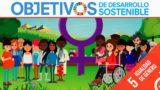 ODS 5 · Igualdad de género · Objetivos de Desarrollo Sostenible