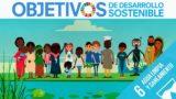 ODS 6 · Agua limpia y saneamiento · Objetivos de Desarrollo Sostenible